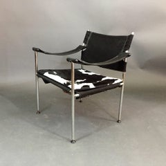 """Irafas"" Safari Chair, Sigurd Ressell and Cato Mansrud, Norway 1965"