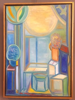 """Countess Ulla Wachtmeister """"Moonlit Room"""", 1994 Stockholm"""