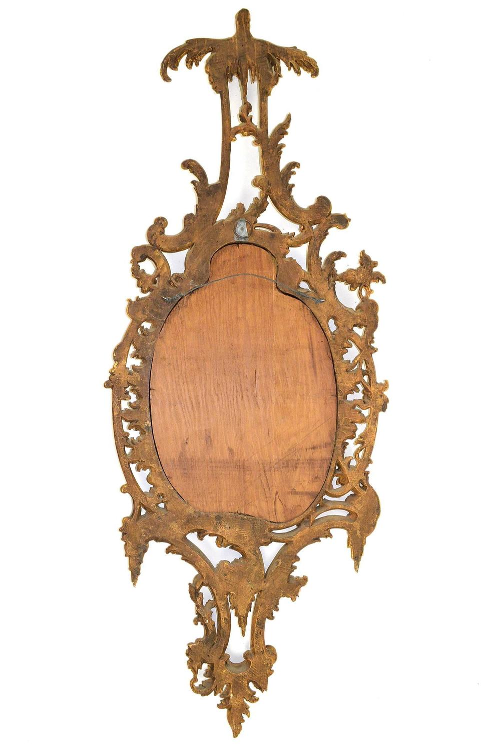 Pair of chinese chippendale style mirrors for sale at 1stdibs for Asian style mirror