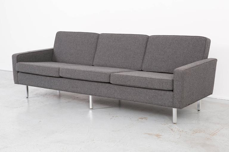 American Thonet Sofa For Sale