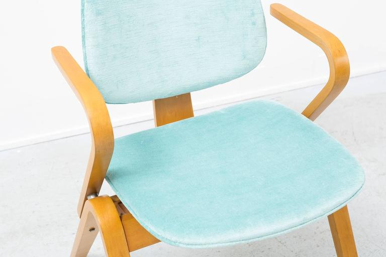 Set of MidCentury Moderne Thonet Chairs by Joe Atkinson