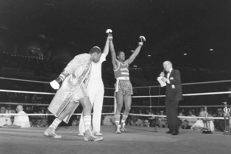 67 Vintage Chicago Boxing Photos, circa 1980s 2