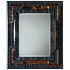 Ebony Dutch Frame