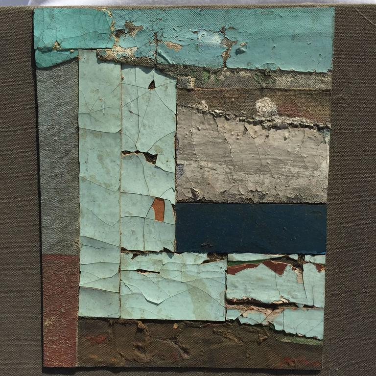 century abstract landscape painting  american artist paul pollaro   stdibs