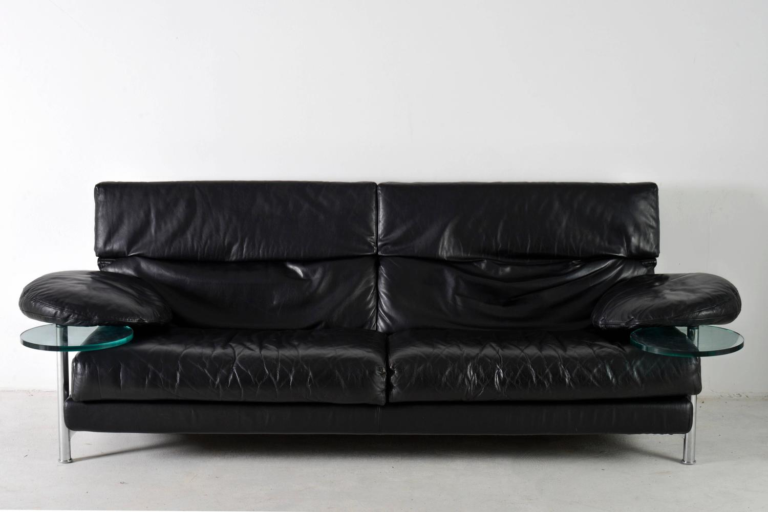 Arca sofa by paolo piva for b b italia at 1stdibs - Sofa zitplaatsen zwarte ...