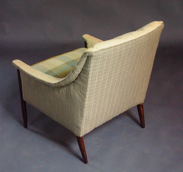 Mid Century Kroehler Armchair For Sale at 1stdibs