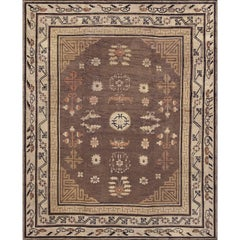 Early 20th Century Samarkand Khotan Rug