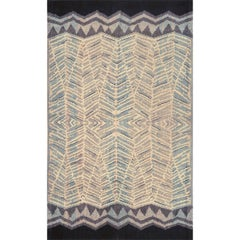 Early 20th Century French Deco Rug