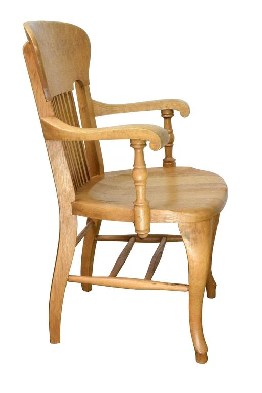 These beautiful quartersawn oak courtroom chairs exhibit exceptional flecking throughout. Furthermore they are well  sc 1 st  1stDibs : boot chair - Cheerinfomania.Com