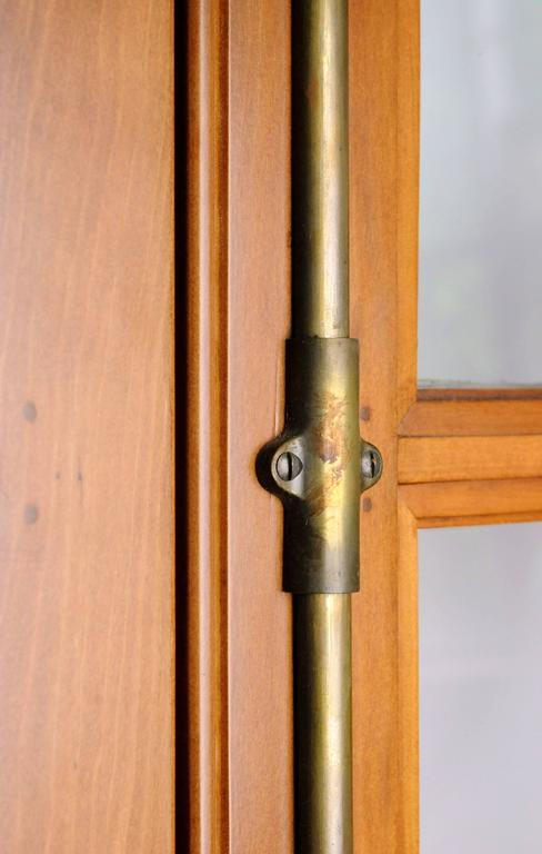 French Doors With Cremone Bolt And Jamb At 1stdibs