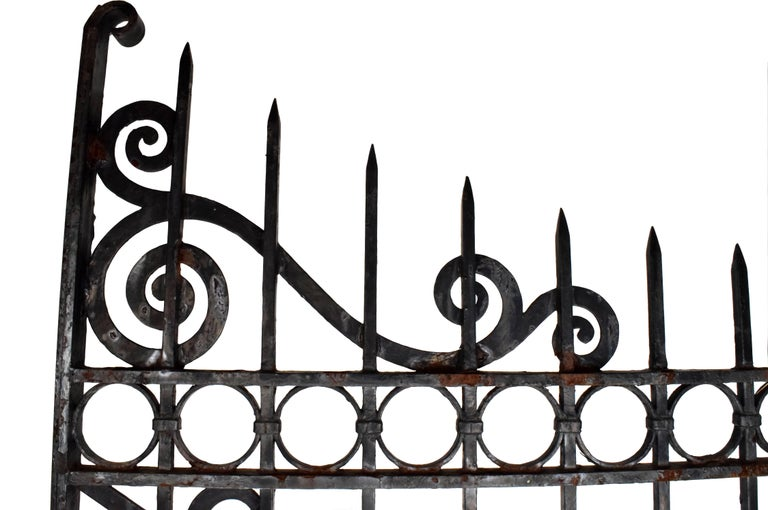 how to make a double driveway gate