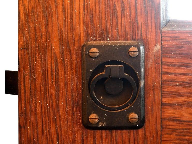 Oak Bi-Fold Door Unit For Sale 1