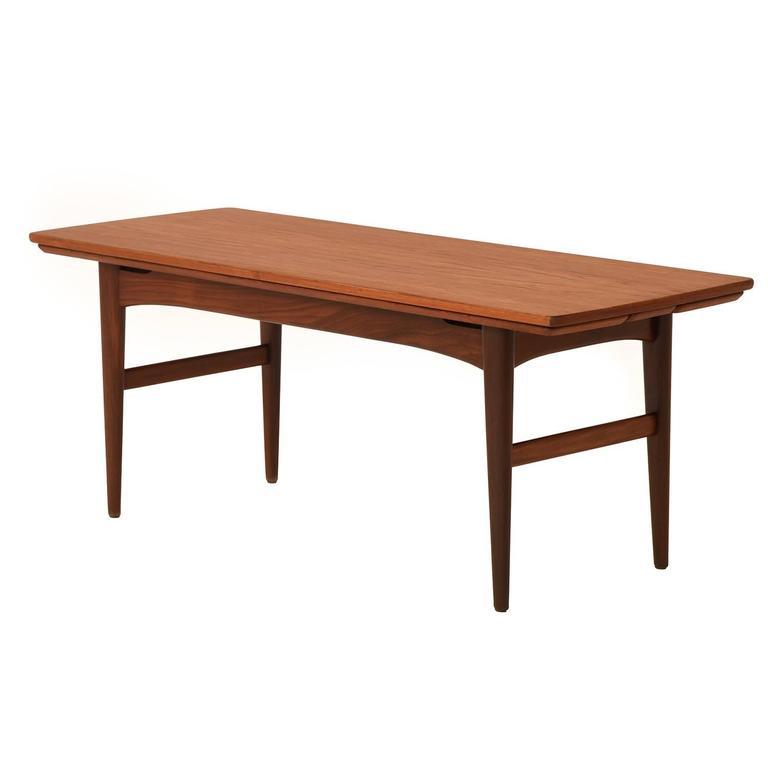 danish modern elevator coffee table at 1stdibs. Black Bedroom Furniture Sets. Home Design Ideas