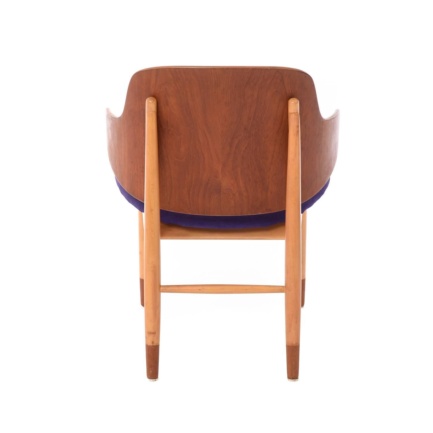 Danish Modern Penguin Side Chairs For Sale At 1stdibs