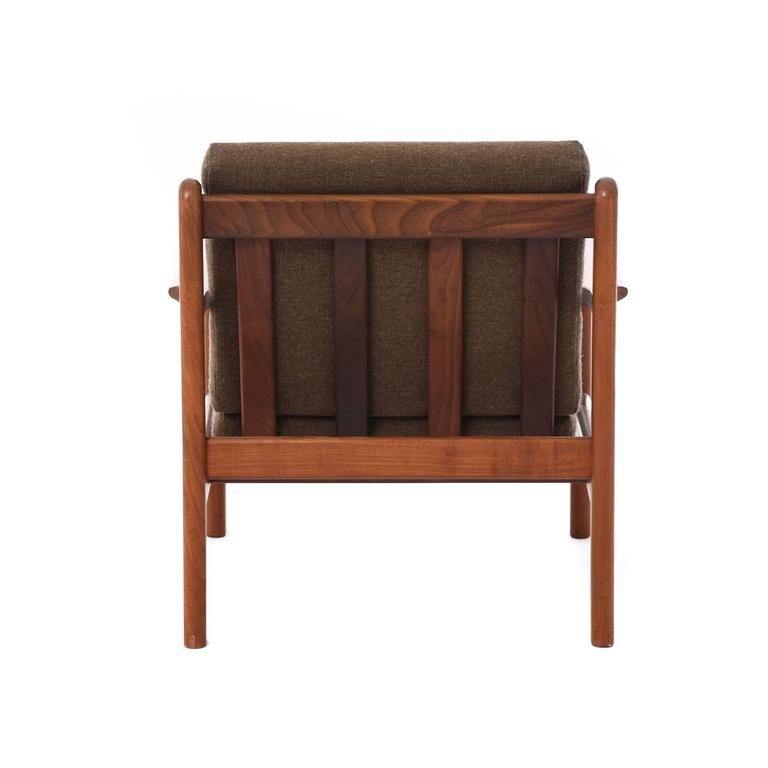 20th Century Danish Modern Volther Lounge Chair For Sale