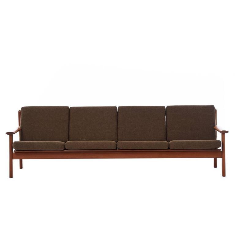Danish Modern Volther Sofa