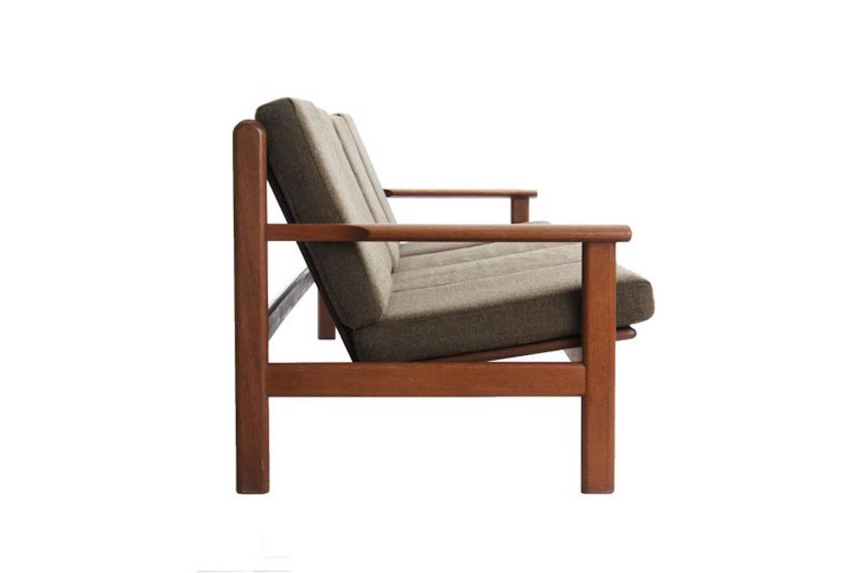 Danish Modern Sofa And Lounge Chair For Sale At 1stdibs