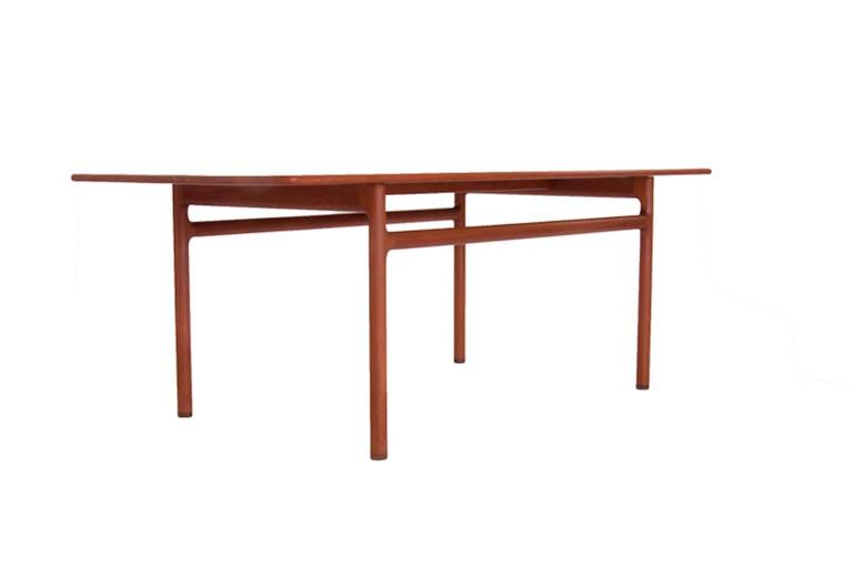 Vintage Danish Modern Coffee Table At 1stdibs