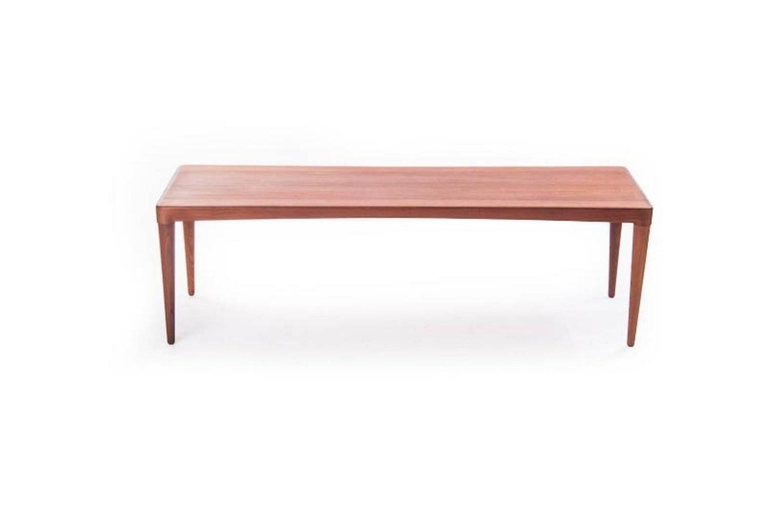 Vintage Danish Modern Coffee Table For Sale At 1stdibs