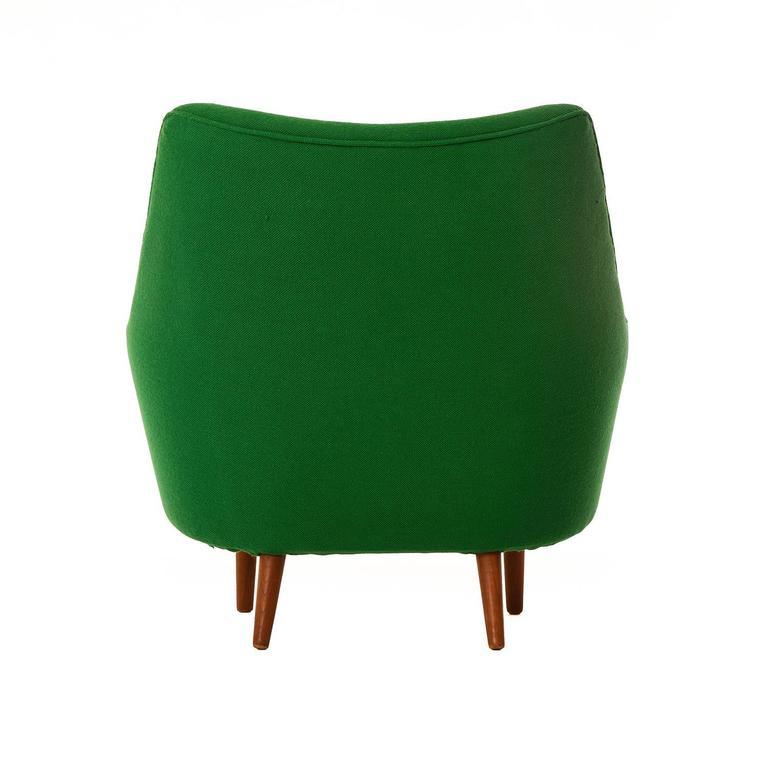 Danish Modern Lounge Chair For Sale at 1stdibs