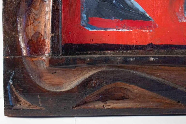 Important Painting of the Mid-20th Century, Modern Art For Sale 3