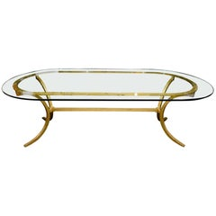 Dining Table by Artist Roger Thibier, 20th Century