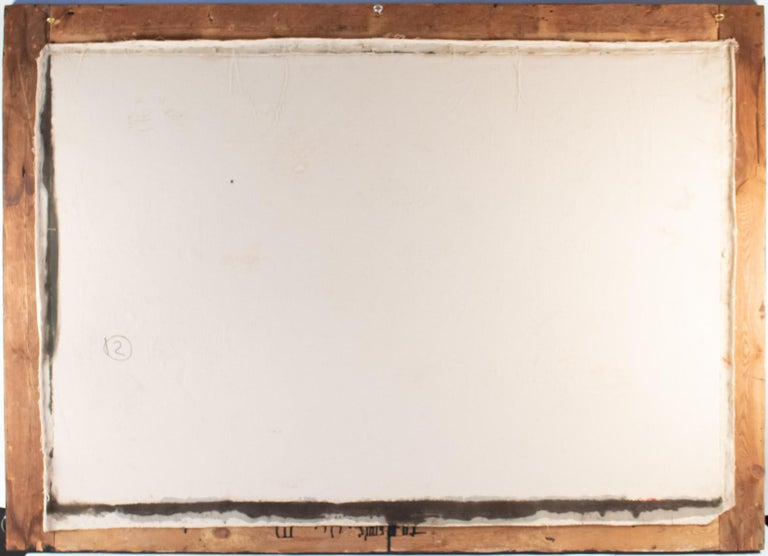 Important Painting of the Mid-20th Century, Modern Art For Sale 5