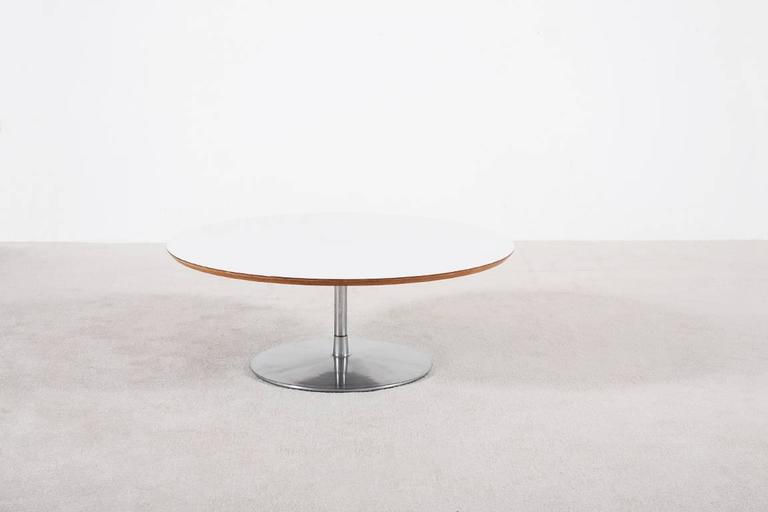 pierre paulin coffee table for artifort 1960s for sale at 1stdibs. Black Bedroom Furniture Sets. Home Design Ideas