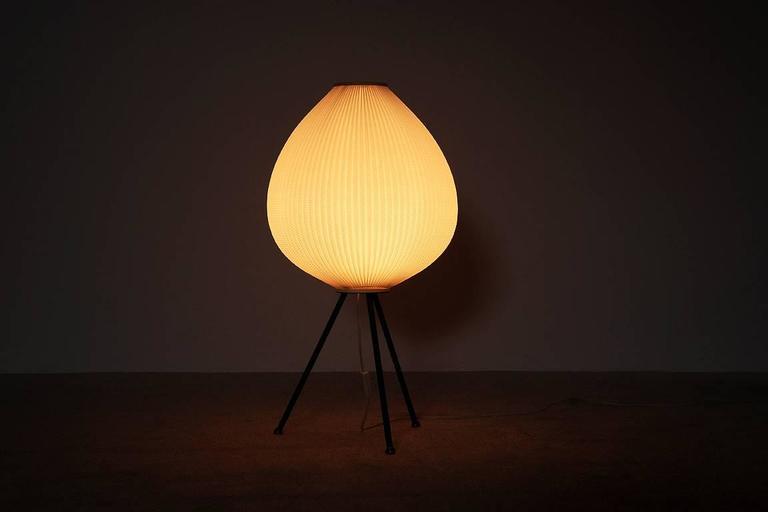 Nice Three Legged Floor Lamp By Fog And M 248 Rup Denmark