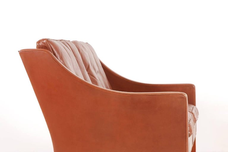 Teak Børge Mogensen, 2-Seat Sofa Model 2208, 1960s For Sale
