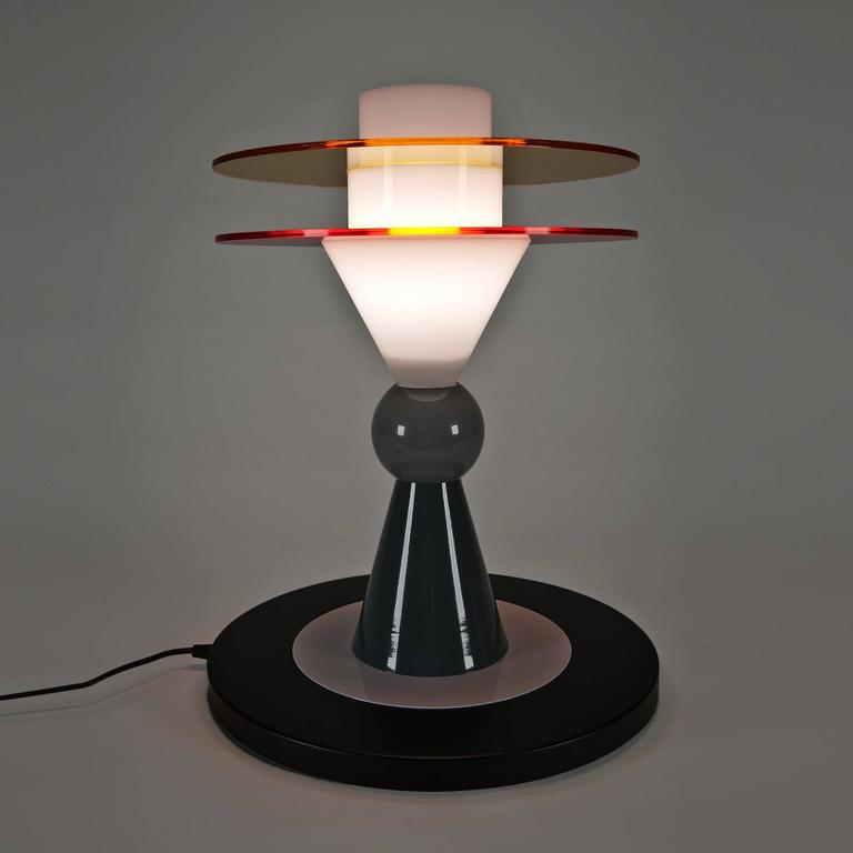 Bay Lamp by Ettore Sottsass for Memphis 2