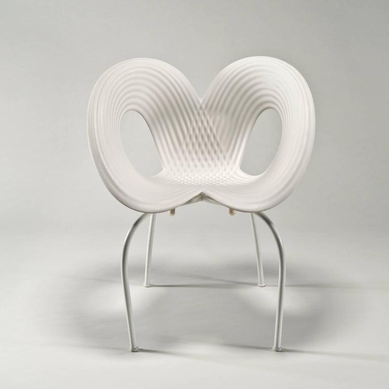 Hand-Signed Ripple Chair by Ron Arad for Moroso 2