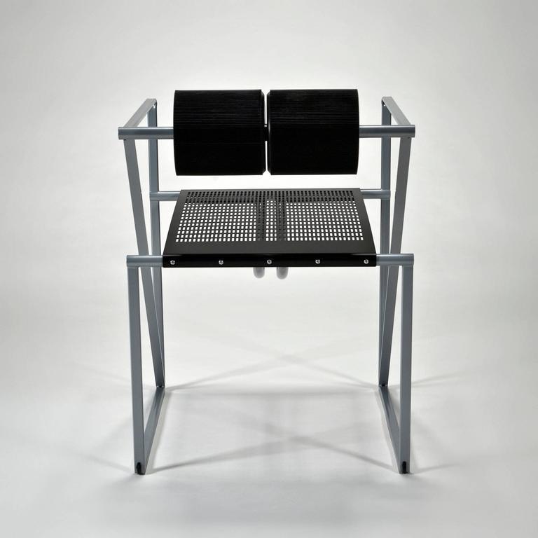 Post-Modern Seconda Chair by Mario Botta for Alias