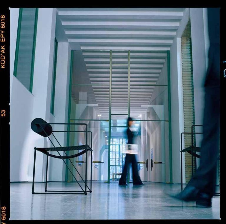 Italian Seconda Chair by Mario Botta for Alias