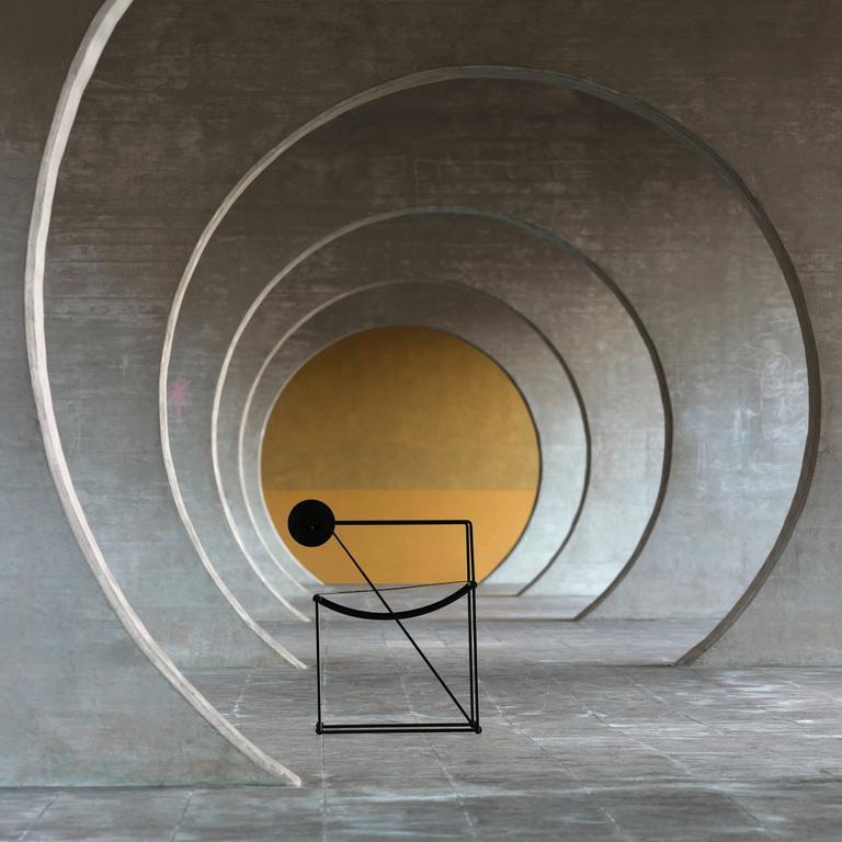 Seconda Chair by Mario Botta for Alias 1