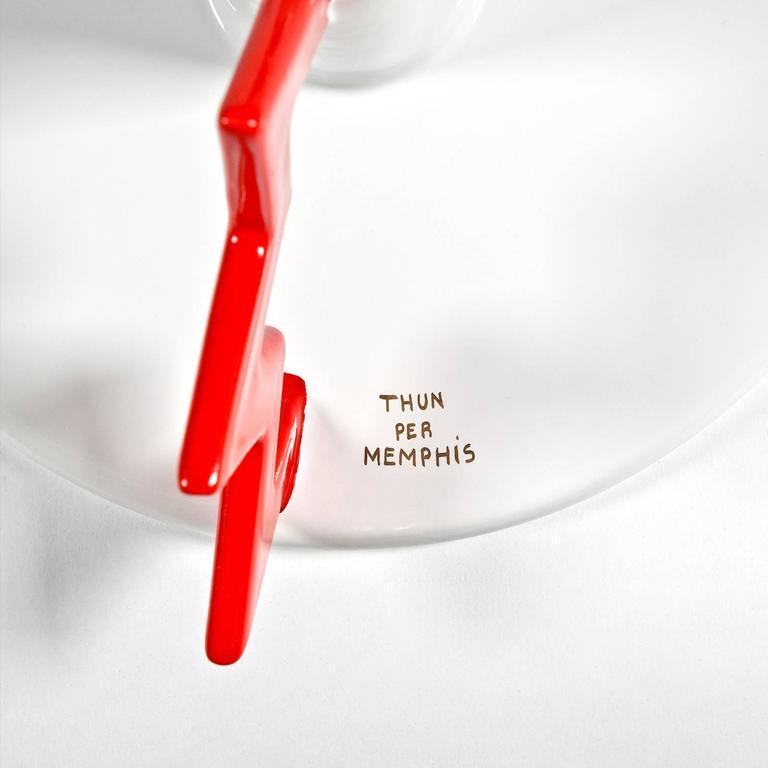 Santa Fe Ceramic Hanging Lamp by Matteo Thun for Memphis 3
