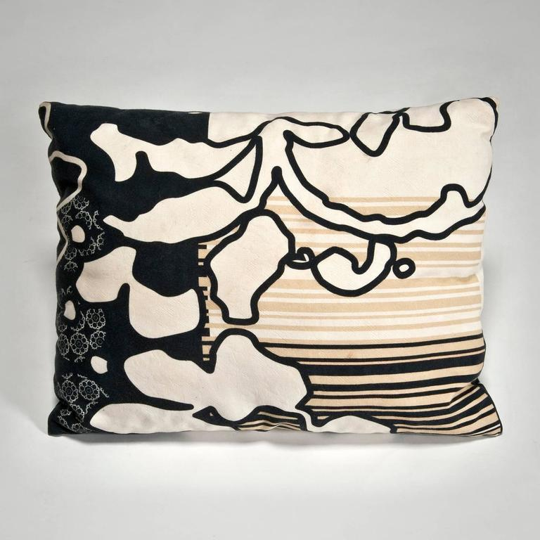 Contemporary Print Sofa Designed by Marcel Wanders for Moroso For Sale