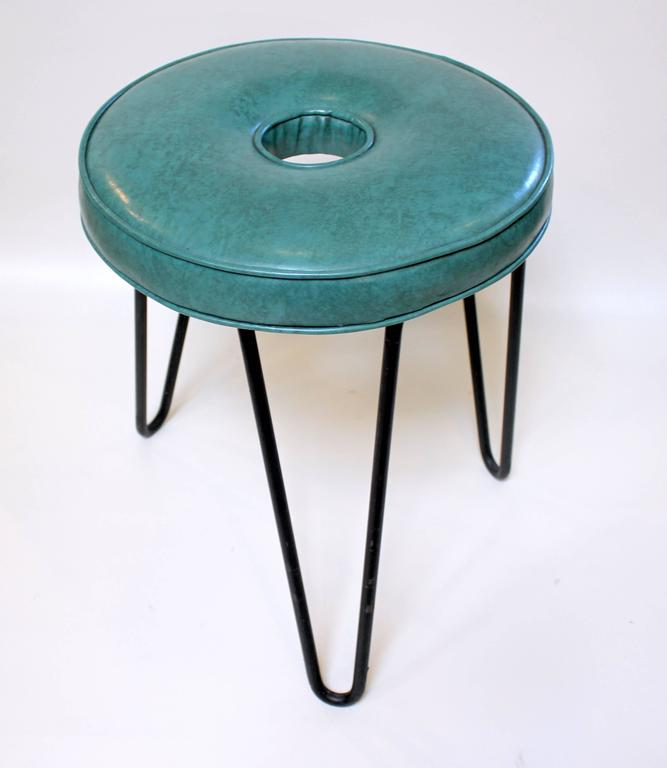William Armbruster Donut Stool Circa 1950 For Sale At 1stdibs