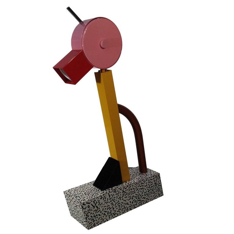 """""""Tahiti"""" Table Lamp by Ettore Sottsass"""
