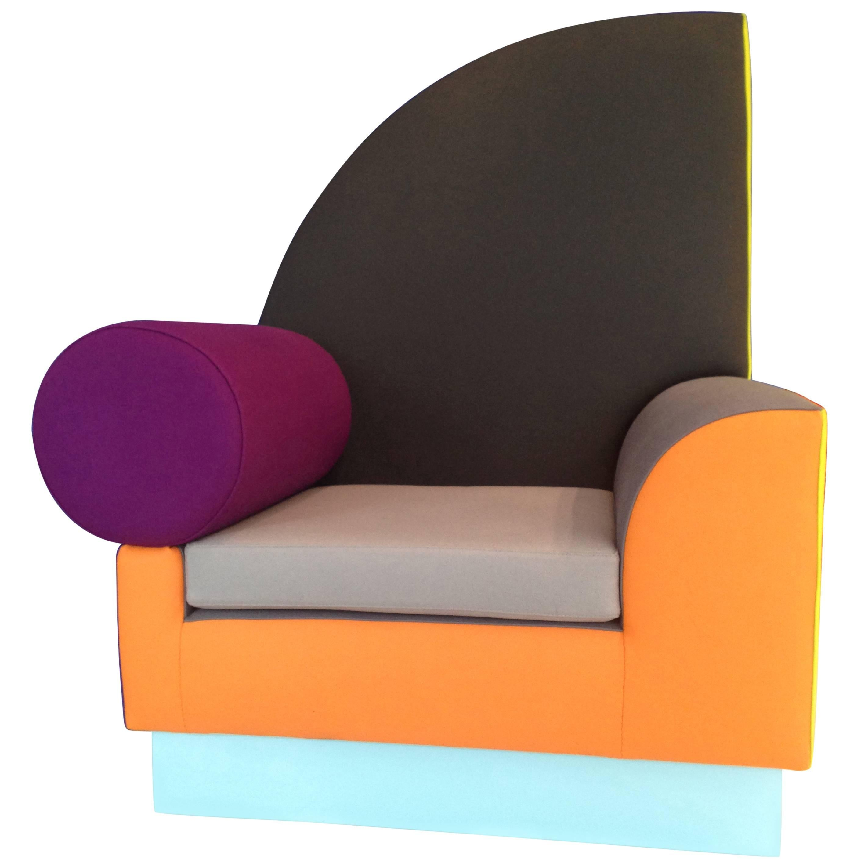 Bel Air Armchair by Peter Shire