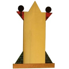 """Diva"" Wall Mirror by Ettore Sottsass"