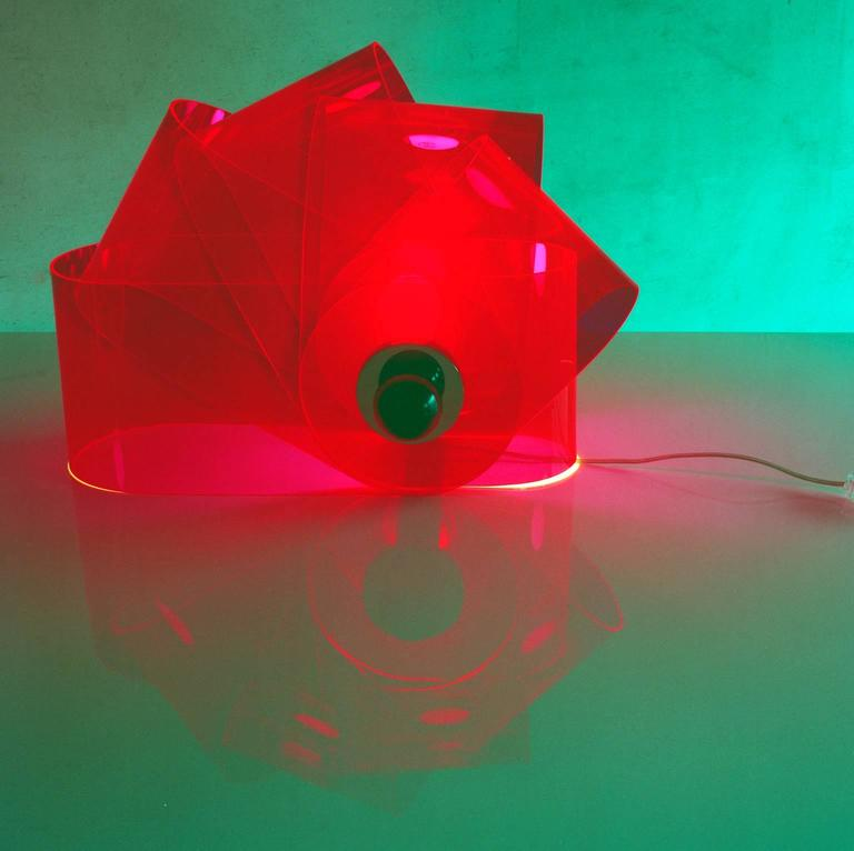 Hand-Crafted Gherpe Lamp by Superstudio, Italy For Sale