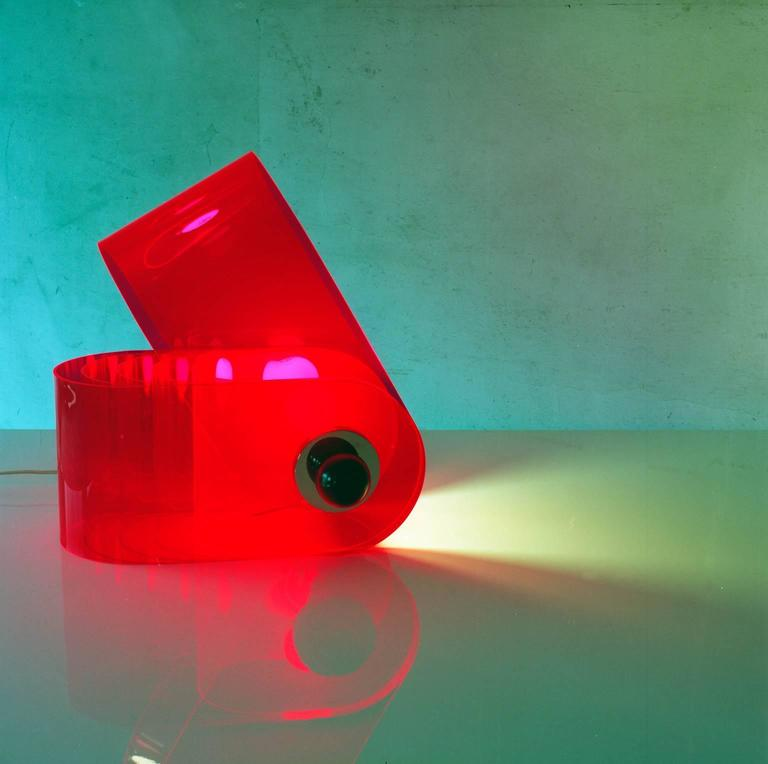 Post-Modern Gherpe Lamp by Superstudio, Italy For Sale