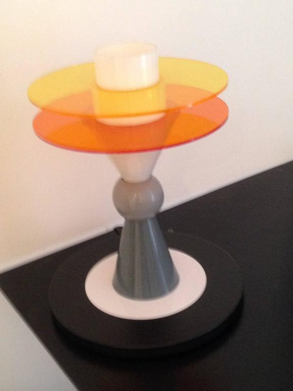 Post-Modern Bay Table Lamp For Sale