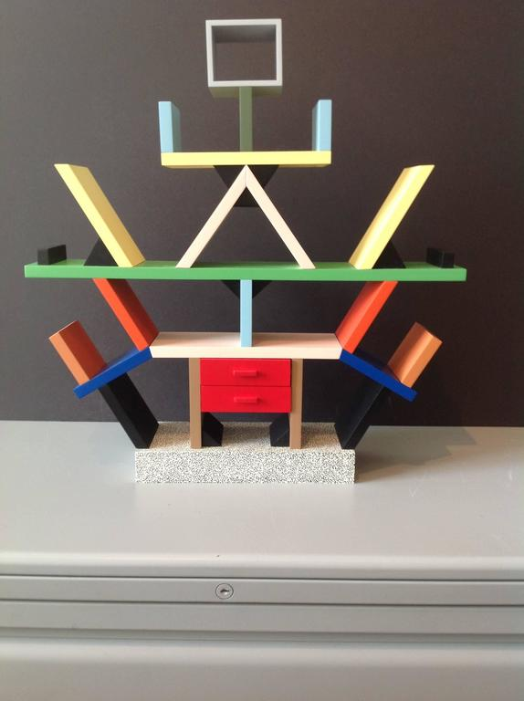 Late 20th Century Carlton Miniature / 1:4 Scale by Ettore Sottsass For Sale