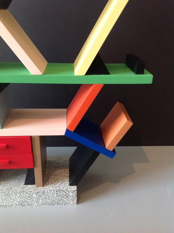 Laminate Carlton Miniature / 1:4 Scale by Ettore Sottsass For Sale