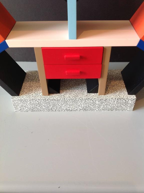 Carlton Miniature / 1:4 Scale by Ettore Sottsass For Sale 2