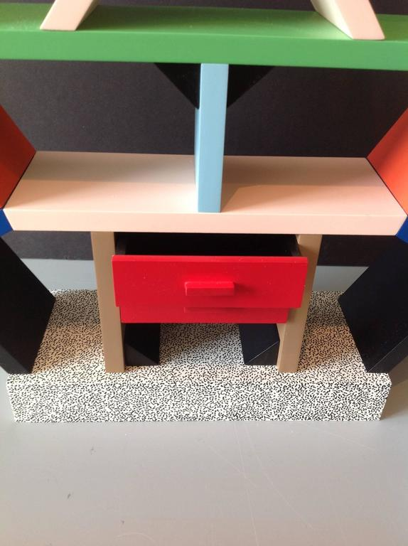 Carlton Miniature / 1:4 Scale by Ettore Sottsass For Sale 3