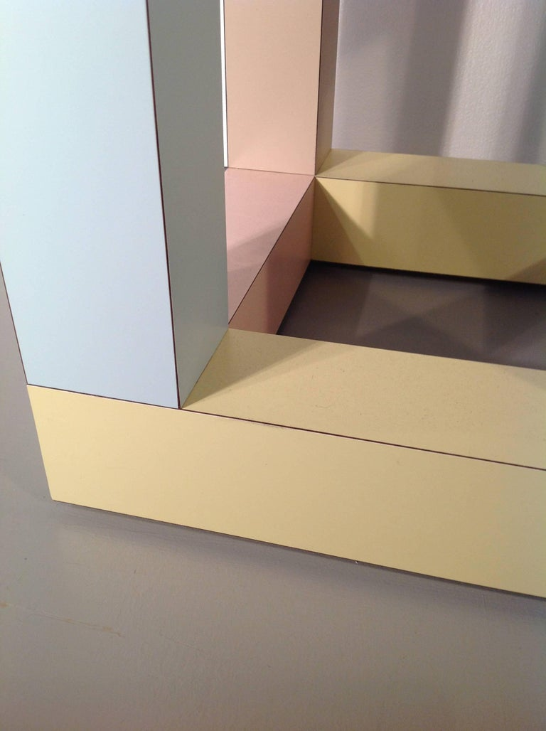 Post-Modern Mimosa End Table For Sale