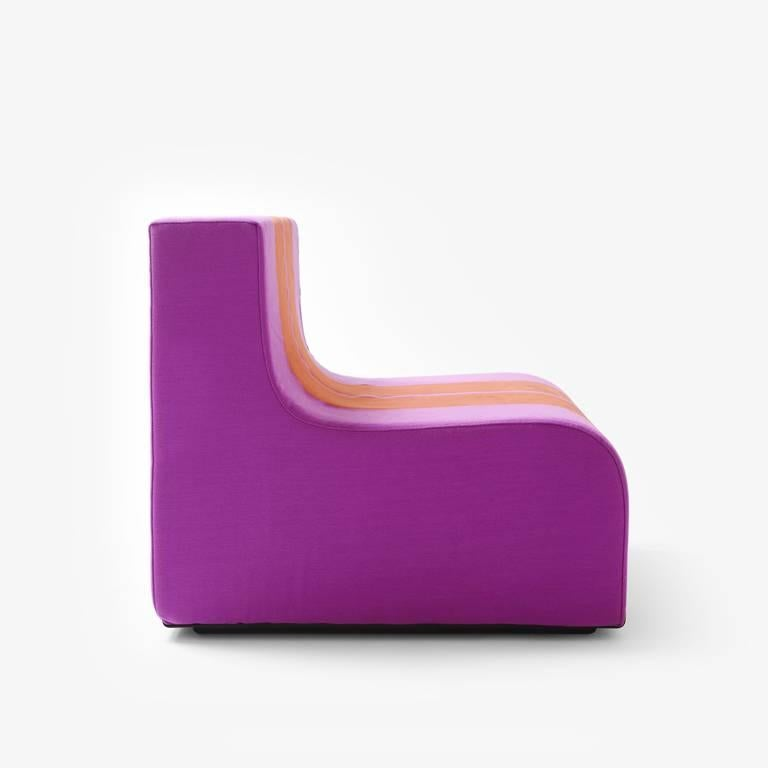 Modern SOFO Armchair by Superstudio For Sale